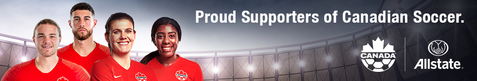 Proud Supporters of Canadian Soccer.